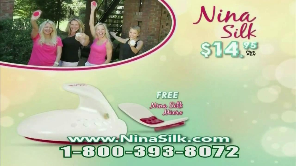 Nina Silk TV Spot - Screenshot 10