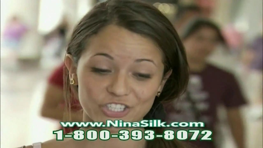 Nina Silk TV Spot - Screenshot 8