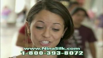 Nina Silk TV Spot - Thumbnail 8