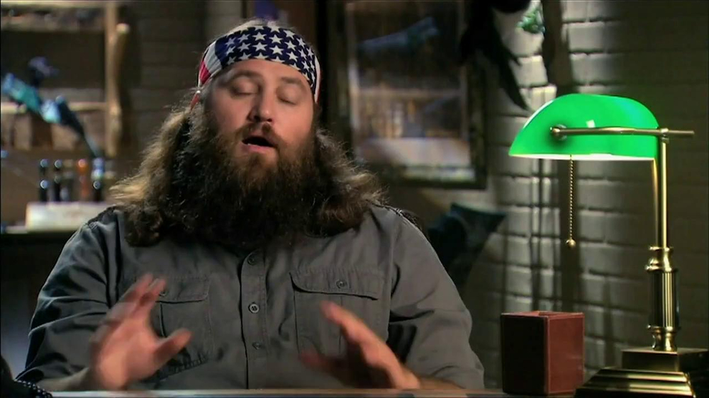 Chia Pet Duck Dynasty TV Spot - Screenshot 1