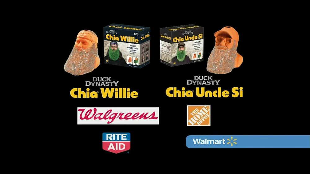 Chia Pet Duck Dynasty TV Spot - Screenshot 10