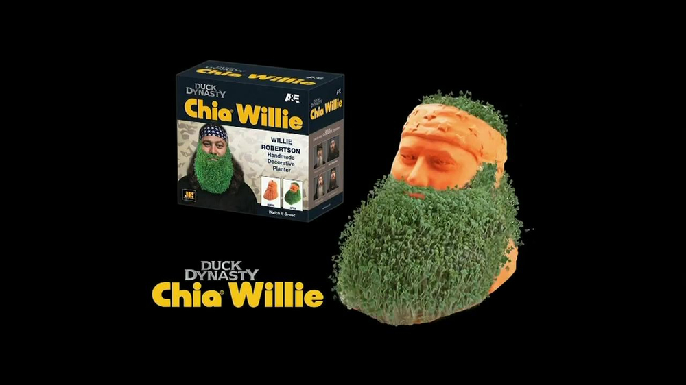 Chia Pet Duck Dynasty TV Spot - Screenshot 2