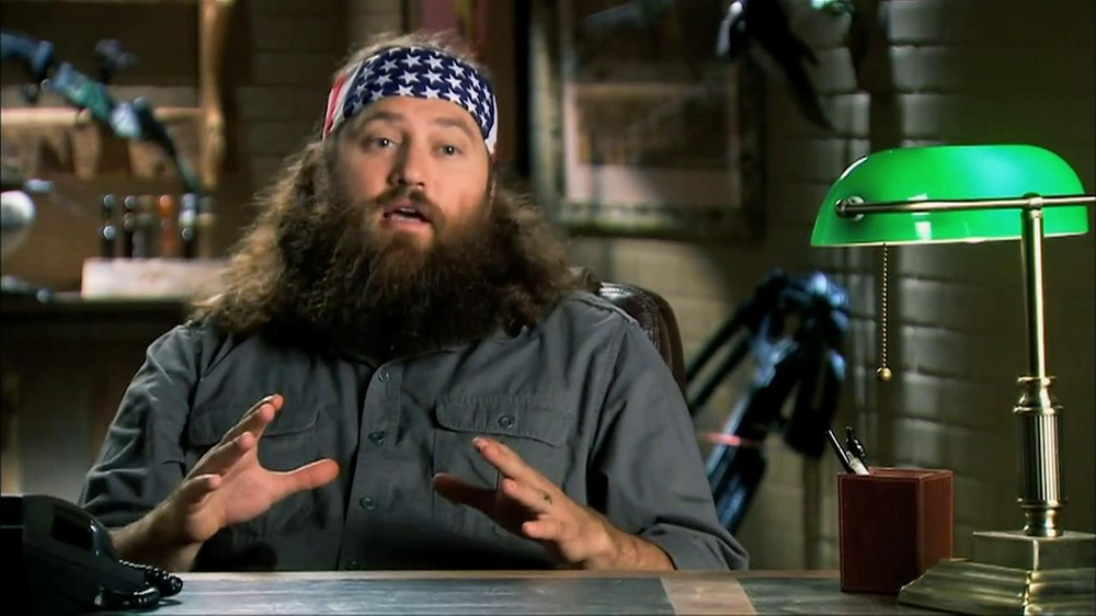 Chia Pet Duck Dynasty TV Spot - Screenshot 4
