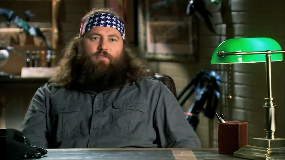 Chia Pet Duck Dynasty TV Spot - Screenshot 9