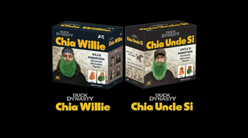 Chia Pet Duck Dynasty TV Spot - Thumbnail 3
