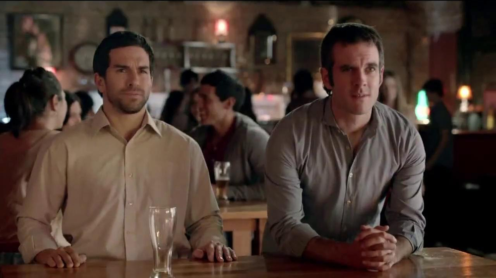 Nicorette Mini TV Spot, 'At the Bar' - Screenshot 1