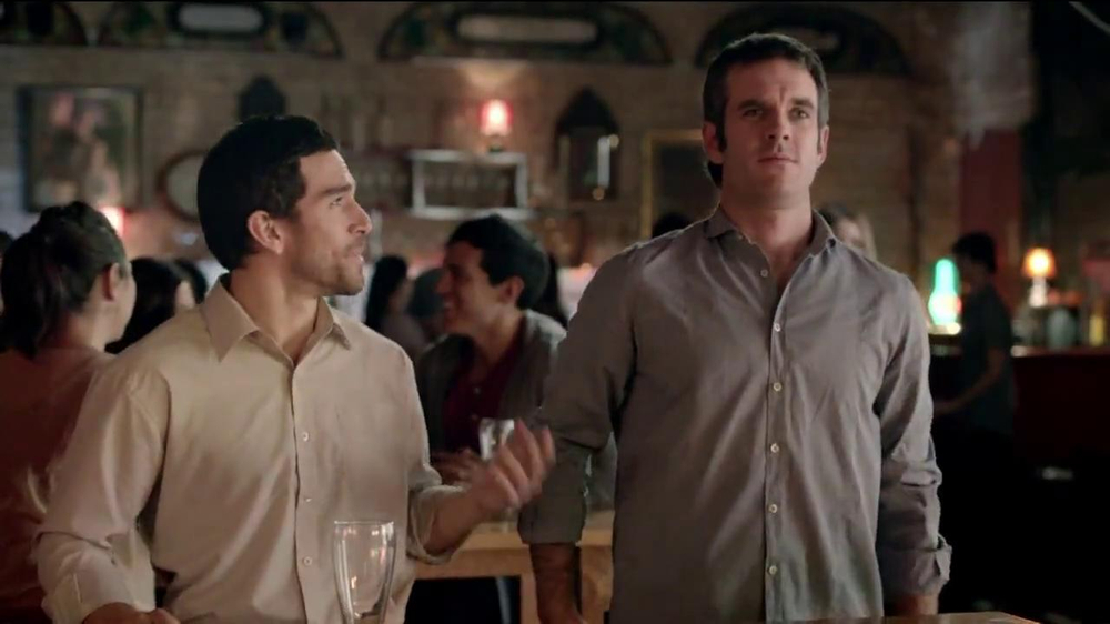 Nicorette Mini TV Spot, 'At the Bar' - Screenshot 2