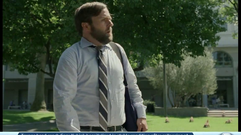 DirecTV TV Spot, 'Attack of the Squirrels' - Screenshot 4