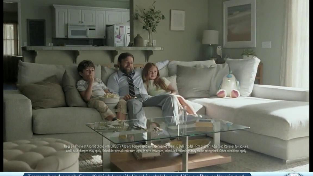 DirecTV TV Spot, 'Attack of the Squirrels' - Screenshot 6