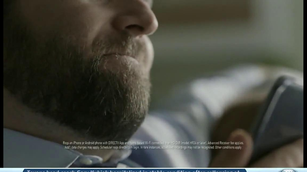 DirecTV TV Spot, 'Attack of the Squirrels' - Screenshot 7