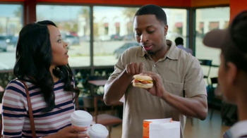 Dunkin' Donuts Spicy Smoked Sausage Breakfast Sandwich TV Spot