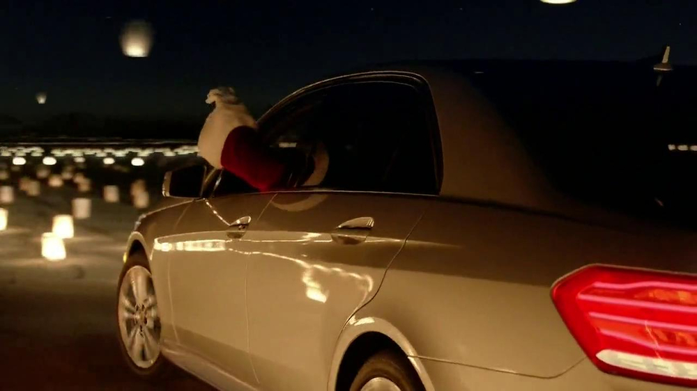Santas lap ford dream big sales event tv commercial for Mercedes benz repair santa rosa