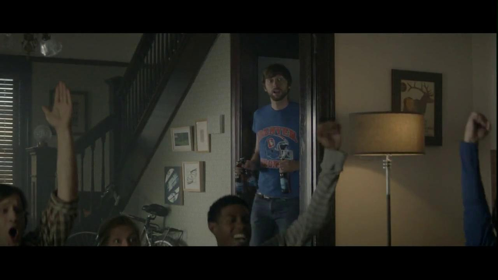 Budweiser TV Spot, 'Basement' - Screenshot 2
