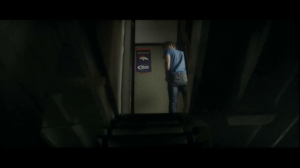 Budweiser TV Spot, 'Basement' - Screenshot 6