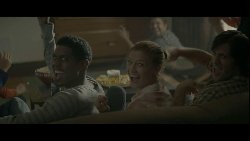 Budweiser TV Spot, 'Basement' - Screenshot 9