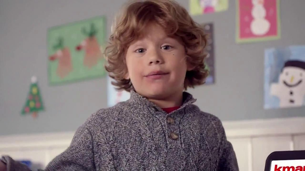 Kmart TV Spot, 'Kid Talk' - Screenshot 7