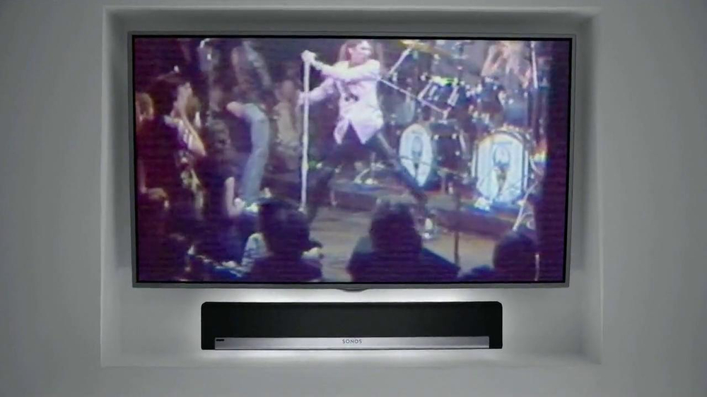 Sonos Playbar TV Spot, 'Soundbar for Music Lovers' Song by Dead Boys - Screenshot 5