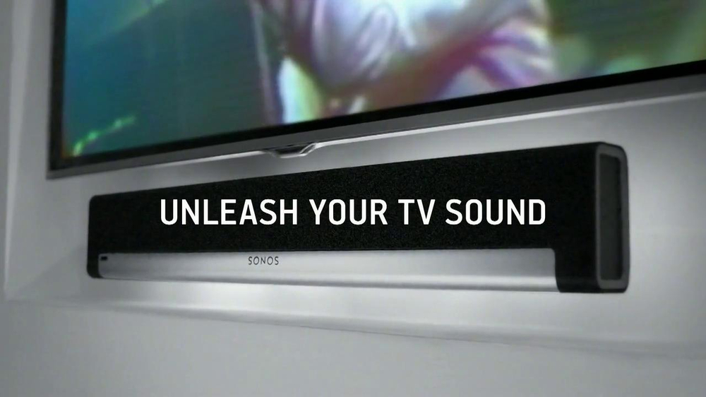 Sonos Playbar TV Spot, 'Soundbar for Music Lovers' Song by Dead Boys - Screenshot 6