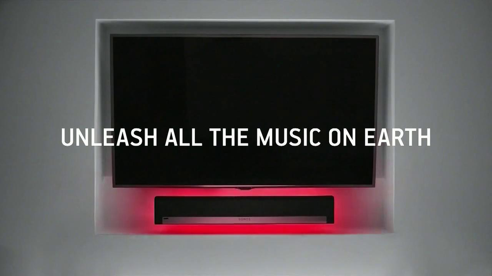 Sonos Playbar TV Spot, 'Soundbar for Music Lovers' Song by Dead Boys - Screenshot 8