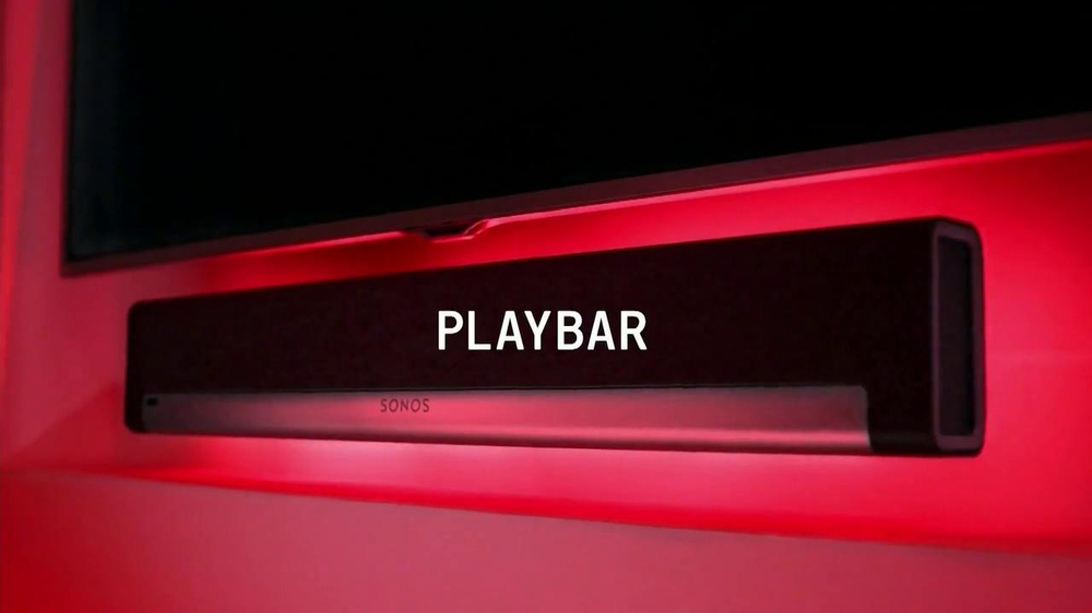 Sonos Playbar TV Spot, 'Soundbar for Music Lovers' Song by Dead Boys - Screenshot 9