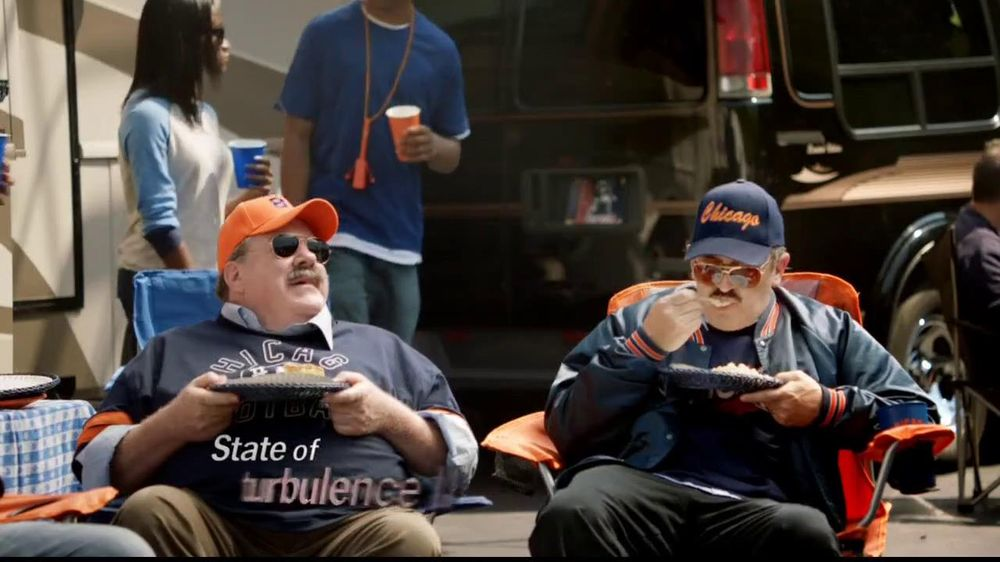 State Farm TV Spot, 'Cousin Reg' Featuring Aaron Rodgers, Mike Ditka - Screenshot 1