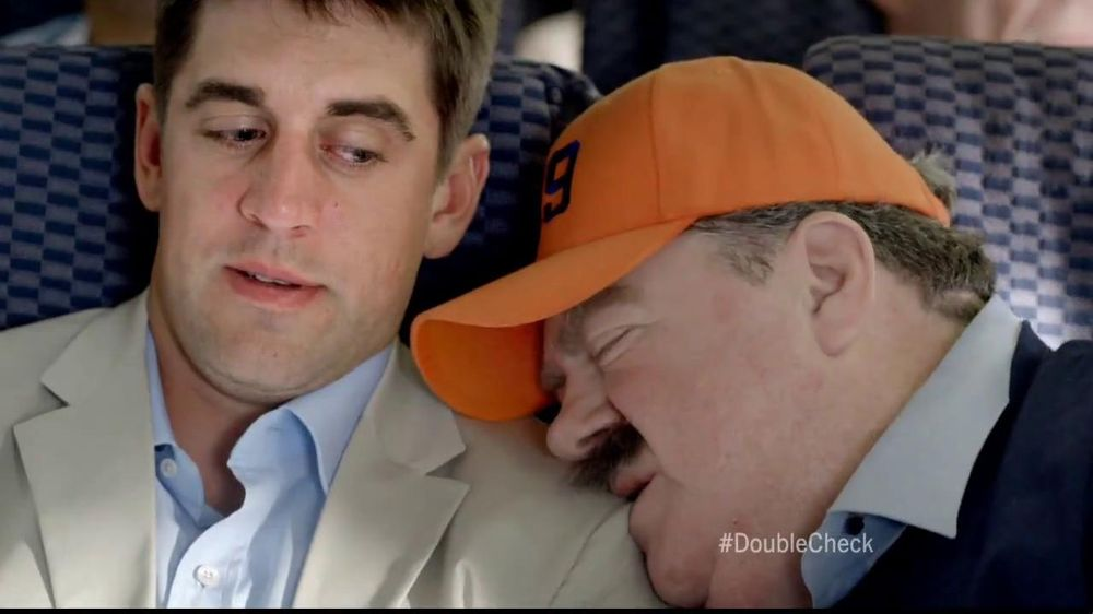 State Farm TV Spot, 'Cousin Reg' Featuring Aaron Rodgers, Mike Ditka - Screenshot 10