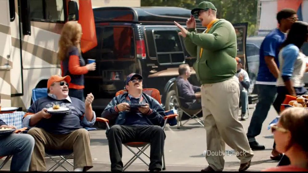 State Farm TV Spot, 'Cousin Reg' Featuring Aaron Rodgers, Mike Ditka - Screenshot 2