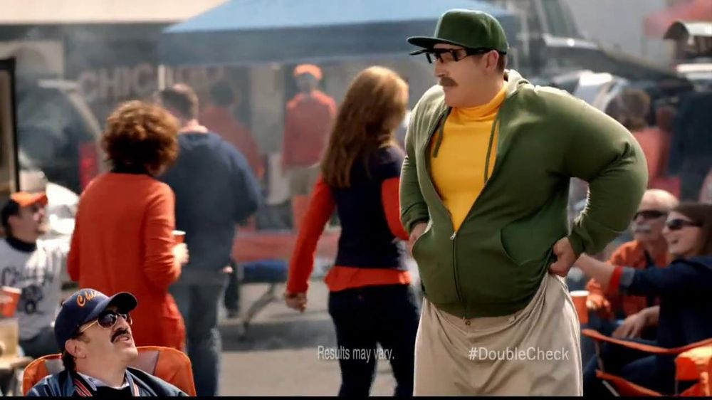 State Farm TV Spot, 'Cousin Reg' Featuring Aaron Rodgers, Mike Ditka - Screenshot 3