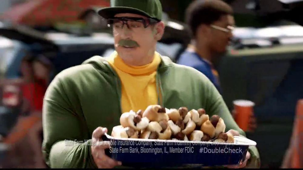 State Farm TV Spot, 'Cousin Reg' Featuring Aaron Rodgers, Mike Ditka - Screenshot 5