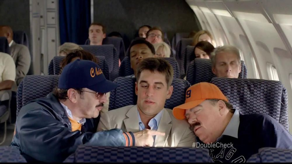 State Farm TV Spot, 'Cousin Reg' Featuring Aaron Rodgers, Mike Ditka - Screenshot 7