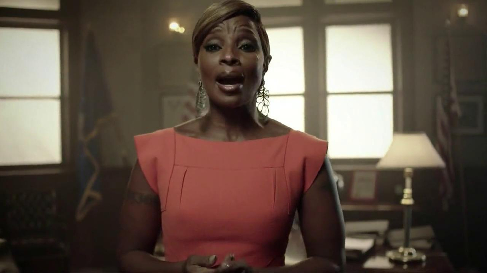 American Cancer Society TV Spot, 'Reason' Ft. Mary J. Blige, Josh Groban - Screenshot 6