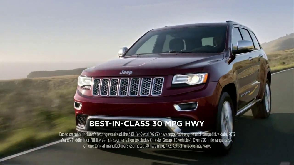 2014 Jeep Grand Cherokee TV Spot, 'Every Day' - Screenshot 4