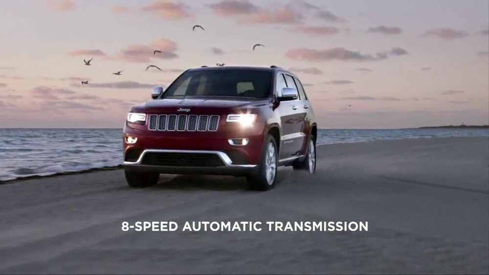 2014 Jeep Grand Cherokee TV Spot, 'Every Day' - Screenshot 7