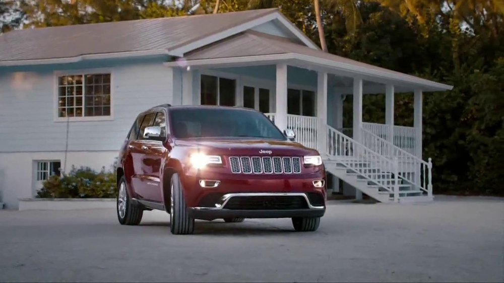 2014 Jeep Grand Cherokee TV Spot, 'Every Day' - Screenshot 8