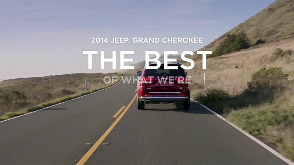 2014 Jeep Grand Cherokee TV Spot, 'Every Day' - Screenshot 9