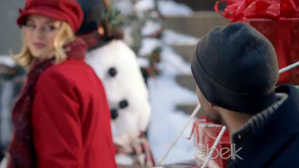 Belk TV Spot, 'Heading South for Christmas' Song by Kelly Clarkson - Screenshot 3