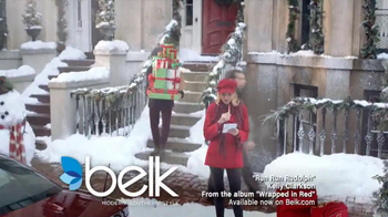 Belk TV Spot, 'Heading South for Christmas' Song by Kelly Clarkson - Thumbnail 1