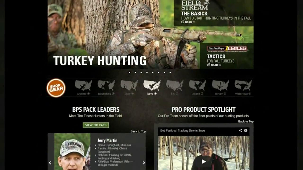 Bass Pro Shops TV Spot, 'Hunt 365' - Screenshot 9