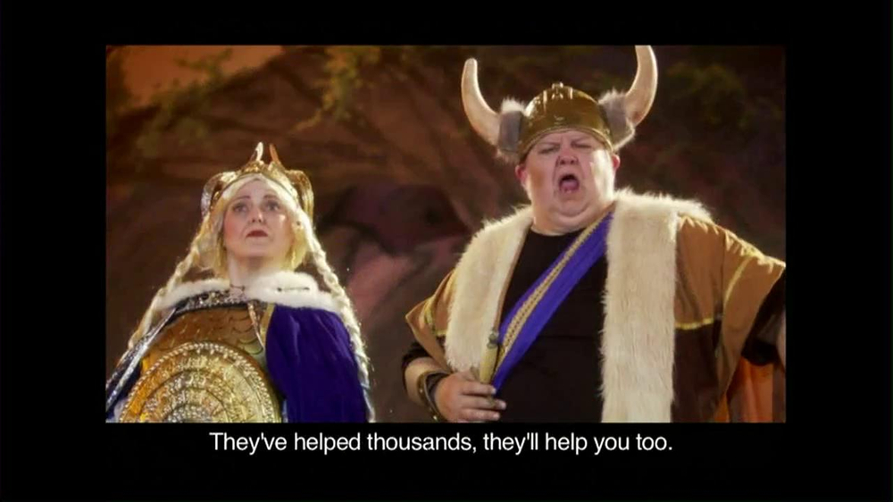 Wentworth tv viking opera screenshot 4