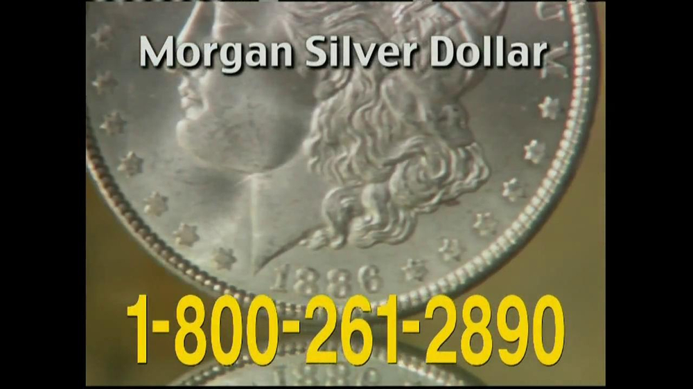 National Collector's Mint TV Spot, 'Morgan Silver Dollar' - Screenshot 8
