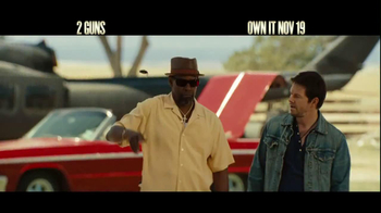 2 Guns Blu-ray & DVD TV Spot