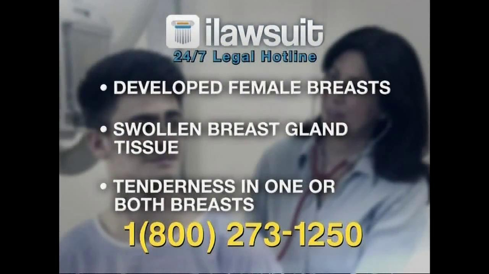 iLawsuit Legal Hotline TV Spot, 'Risperdal' - Screenshot 7