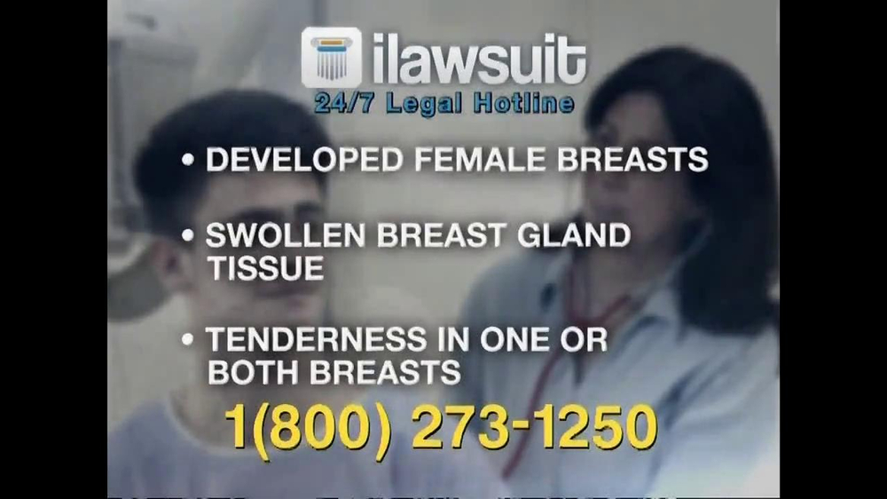 iLawsuit Legal Hotline TV Spot, 'Risperdal' - Screenshot 8