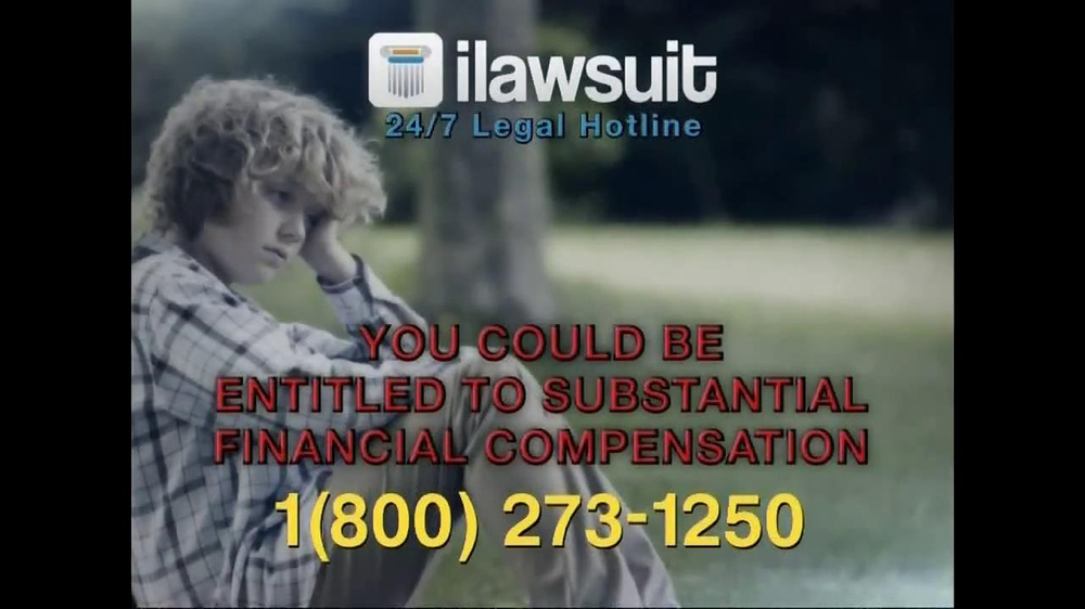 iLawsuit Legal Hotline TV Spot, 'Risperdal' - Screenshot 9