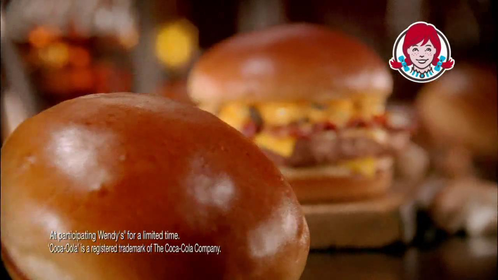 Wendy's Bacon Portabella Melt on Brioche TV Spot, 'Melt with You' - Screenshot 7