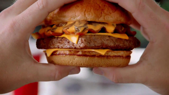 Wendy's Bacon Portabella Melt on Brioche TV Spot, 'Melt with You' - Thumbnail 2
