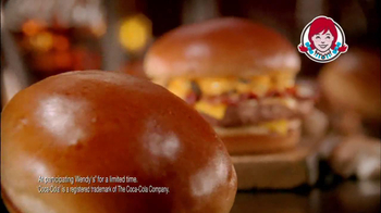 Wendy's Bacon Portabella Melt on Brioche TV Spot, 'Melt with You' - Thumbnail 7
