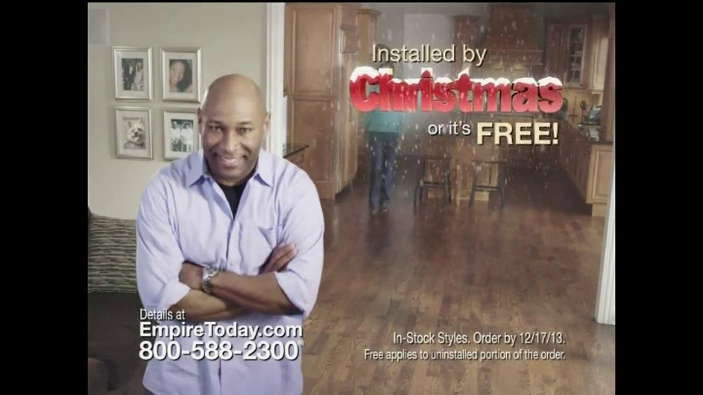 Empire Today TV Commercial, '60% Off' - iSpot.tv