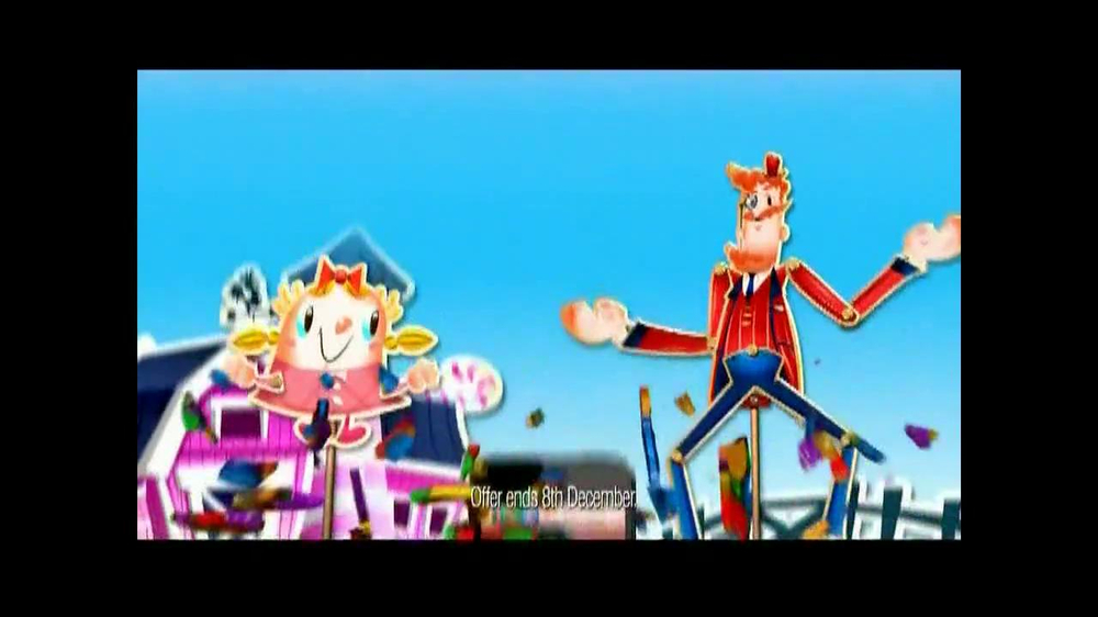 Candy Crush Saga TV Spot, 'Daily Boosters' - Screenshot 9