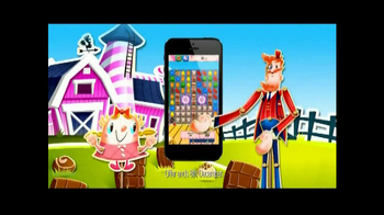 Candy Crush Saga TV Spot, 'Daily Boosters' - Thumbnail 10